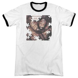 Isaac Hayes To Be Continued Adult Ringer White Black