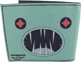 Bee and PuppyCat Wallace Monster Bi-fold Wallet