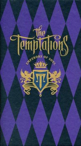 The Temptations - Emperors of Soul