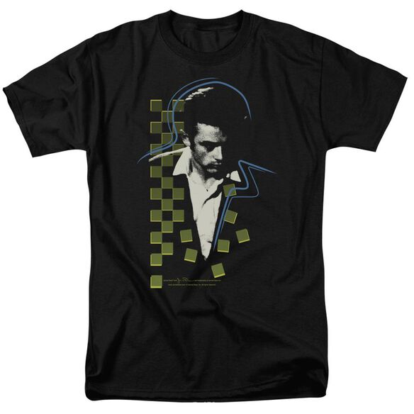 Dean Checkered Darkness Short Sleeve Adult T-Shirt