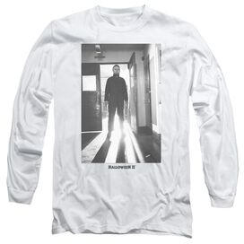 Halloween Ii Monster Long Sleeve Adult T-Shirt