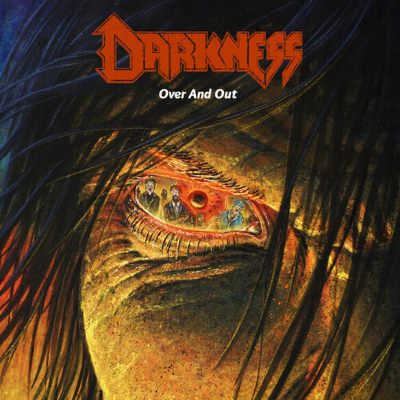 The Darkness - Over And Out