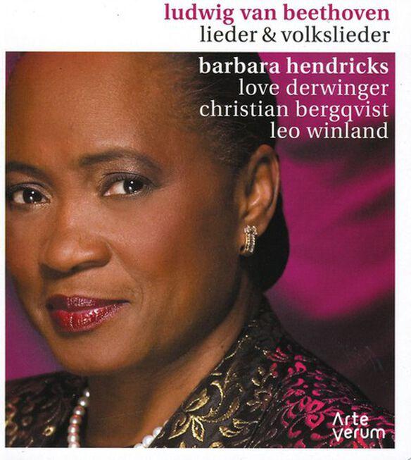 Beethoven/ Hendricks/ Derwinger/ Bergqvist - Beethoven: Lieder & Volkslieder