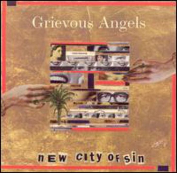 Grievous Angels - New City of Sin