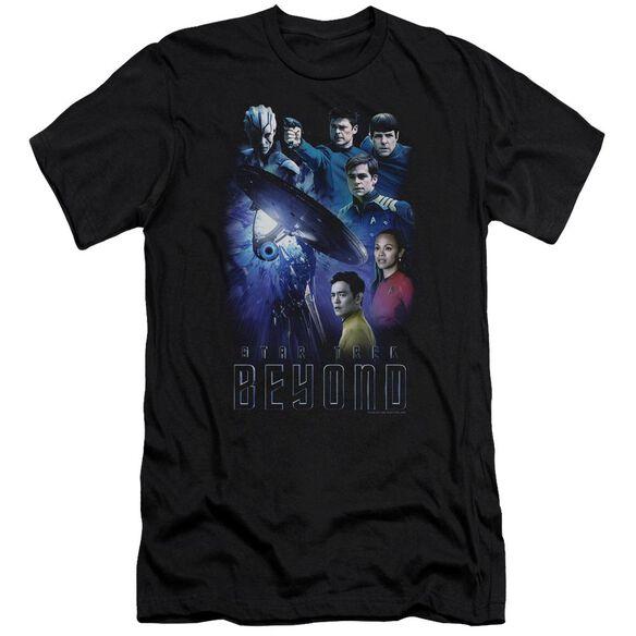 Star Trek Beyond Beyond Cast Premuim Canvas Adult Slim Fit