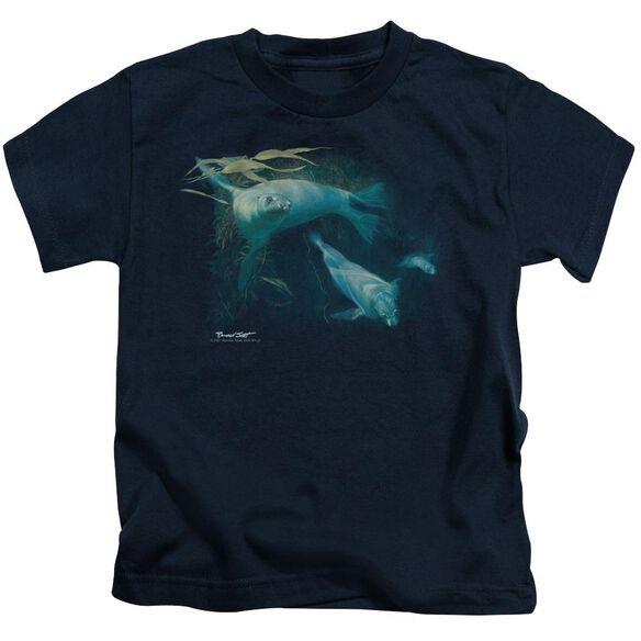 Wildlife Kelp Patrol Short Sleeve Juvenile T-Shirt