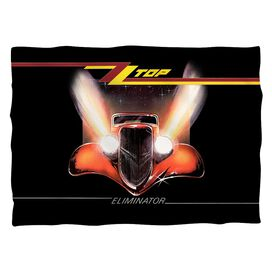 Zz Top Eliminator Cover (Front Back Print) Pillow Case