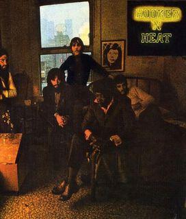 Canned Heat & John Lee Hooker - Hooker 'n Heat (Infinite Boogie)