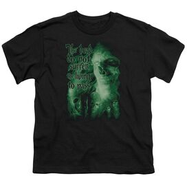 Lor King Of The Dead Short Sleeve Youth T-Shirt