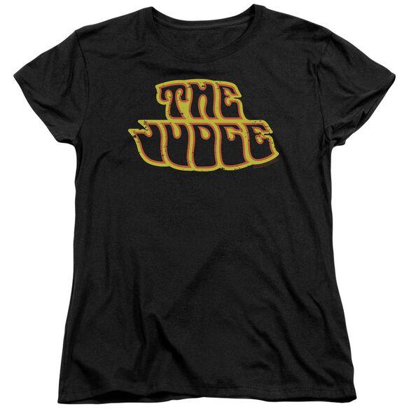 Pontiac Judge Logo Short Sleeve Womens Tee T-Shirt