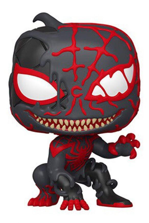 Funko Pop!: Venomized Miles Morales [Spider-Man Maximum Venom]