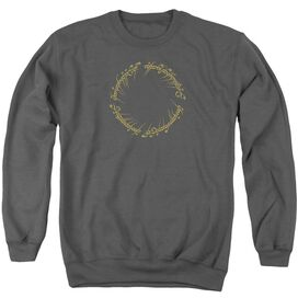 Lord Of The Rings One Ring Adult Crewneck Sweatshirt