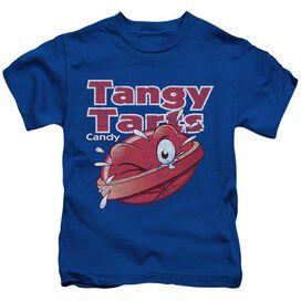 Dubble Bubble Tangy Tarts Short Sleeve Juvenile Royal Blue Md T-Shirt