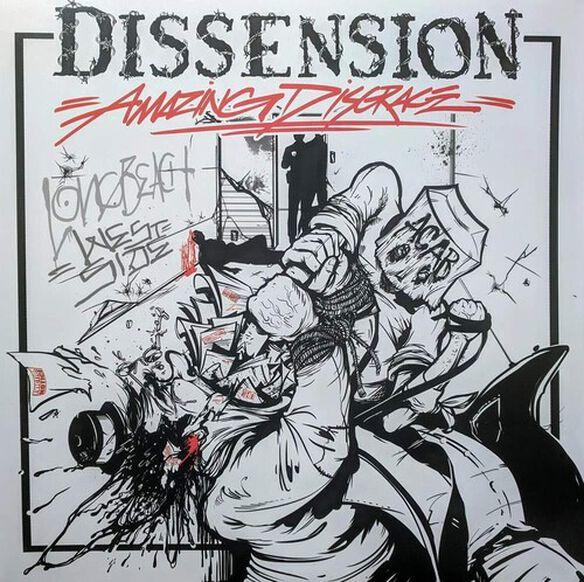 Dissension - Amazing Disgrace