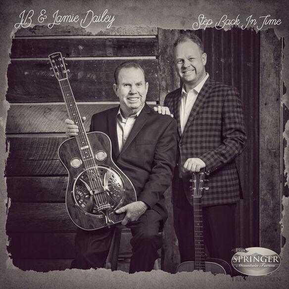 Jb/ Jamie Dailey - Step Back In Time