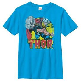 Thor Mighty Hammer Youth T-Shirt