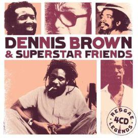 Dennis Brown - Dennis Brown & Friends: Reggae Legends-Dennis