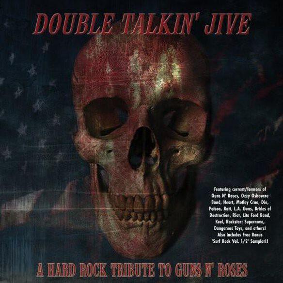 Guns N Roses: Double Talkin Jive Tribute / Various