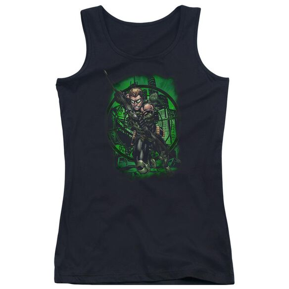Jla In My Sight Juniors Tank Top