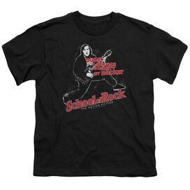 School Of Rock Rockin Short Sleeve Youth T-Shirt