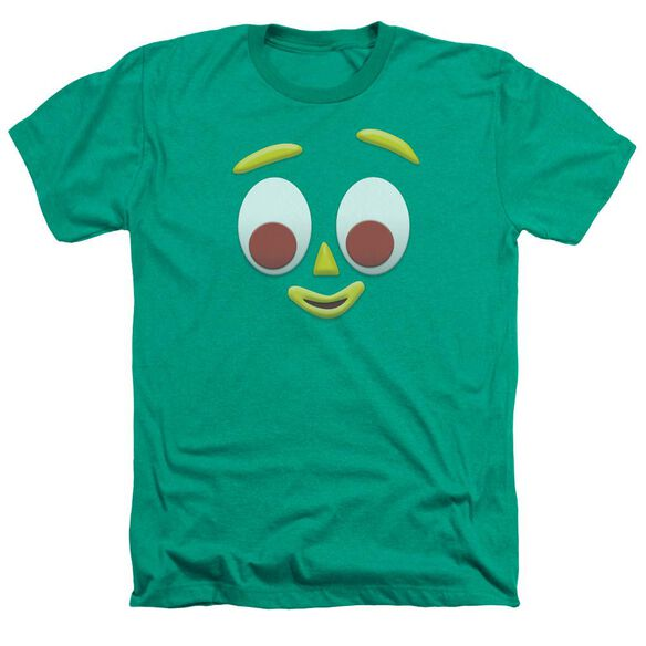 Gumby Gumbme - Adult Heather - Kelly Green