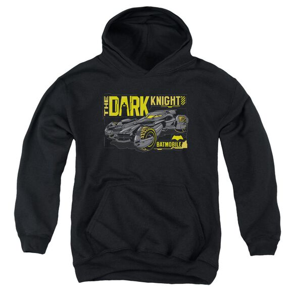 Batman V Superman Mobile Dark Knight Youth Pull Over Hoodie