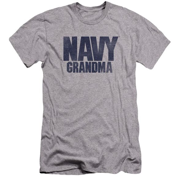 Navy Grandma Premuim Canvas Adult Slim Fit Athletic