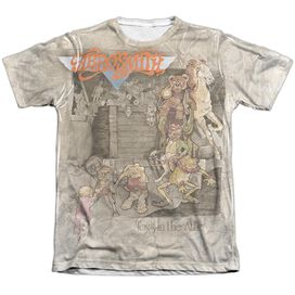 Aerosmith Toys In The Attic Adult Poly Cotton Short Sleeve Tee T-Shirt