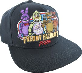 Five Nights at Freddy's Freddy Fazbear's Pizza Hat