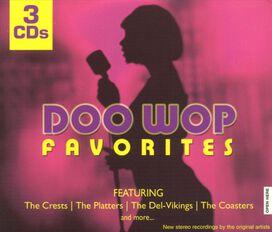 Various Artists - Doo Wop Favorites [Box Set]