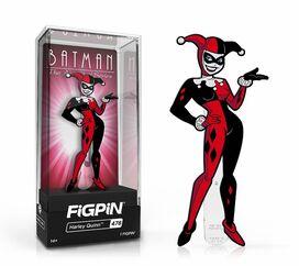 Batman: The Animated Series Harley Quinn FiGPiN