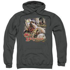 Labyrinth Sir Didymus Adult Pull Over Hoodie