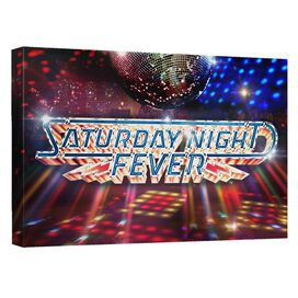 Saturday Night Fever Dance Floor Quickpro Artwrap Back Board
