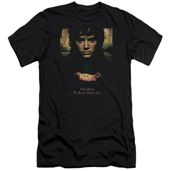 Lor Frodo One Ring Short Sleeve Adult T-Shirt