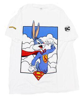 Looney Tunes & DC Comics Bugs Bunny Superman T-Shirt