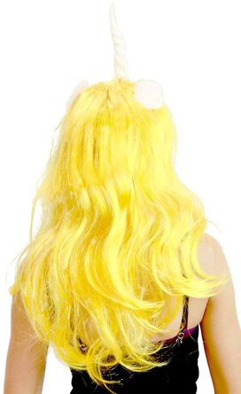 Party Deluxe Pony Wig