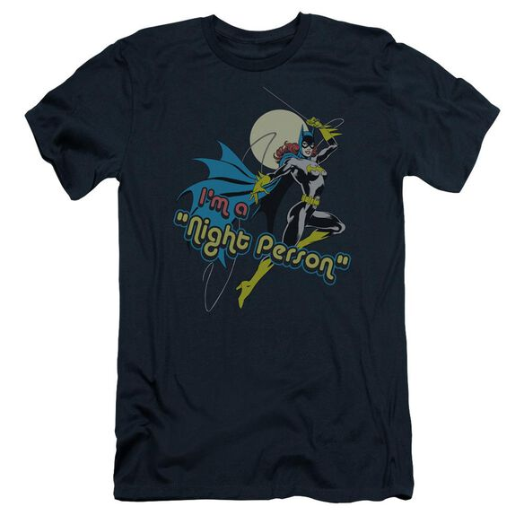 Dc Night Person Short Sleeve Adult T-Shirt