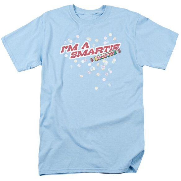 Smarties Im A Smartie Short Sleeve Adult Light T-Shirt