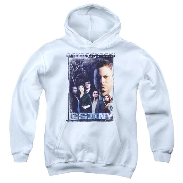 Csi Ny Watchful Eye Youth Pull Over Hoodie