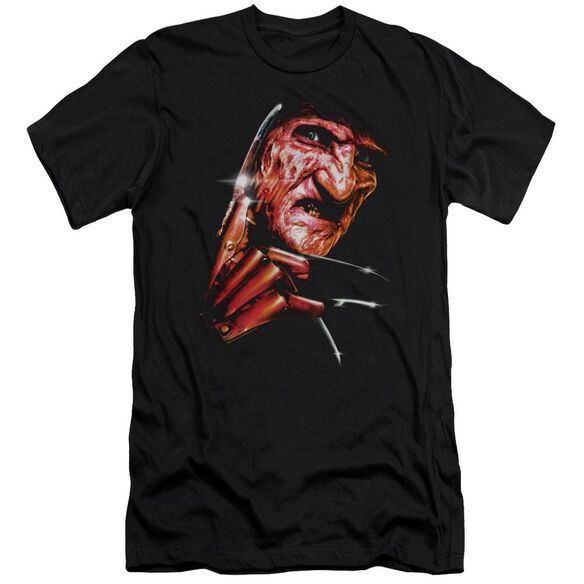 Nightmare On Elm Street Freddys Face Hbo Short Sleeve Adult T-Shirt