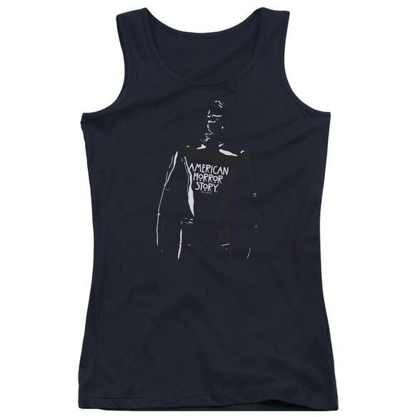American Horror Story Rubber Man Juniors Tank Top