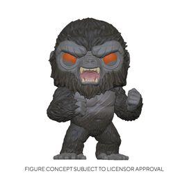 Funko Pop! Movies: Godzilla vs Kong- Battle-Ready Kong