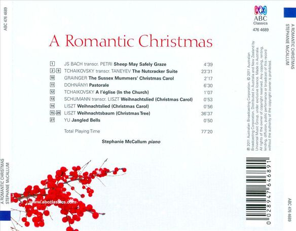 Romantic Christmas A (Aus)