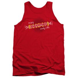 SMARTIES ENJOY - ADULT TANK - RED