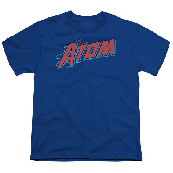 Dc The Atom Short Sleeve Youth Royal T-Shirt
