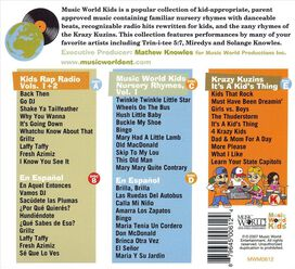 Various Artists - Music World Kids [Box Set]