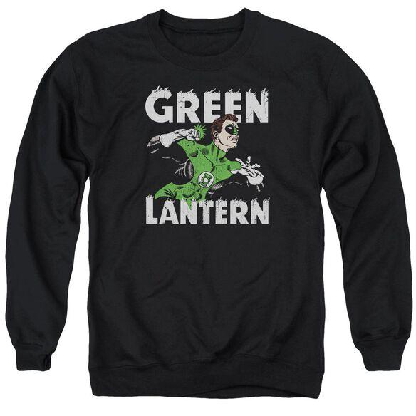 Dc Hal Power Adult Crewneck Sweatshirt