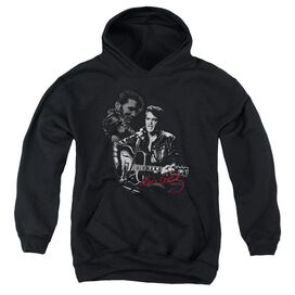 Elvis Presley Show Stopper-youth Pull-over Hoodie