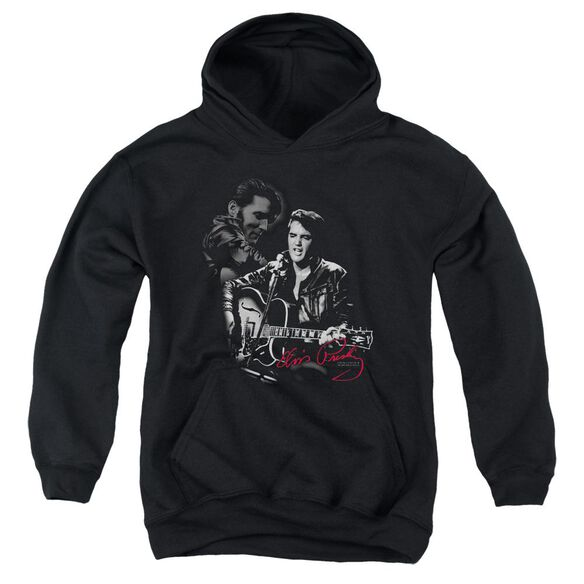 Elvis Presley Show Stopper Youth Pull Over Hoodie