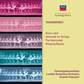Tchaikovsky/ Anatole Fistoulari - Tchaikovsky: Serenade / Ballet Music